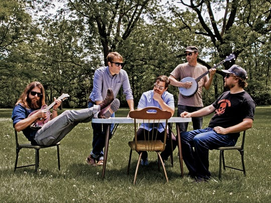 Greensky Bluegrass will help ring in 2016 with shows