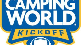 Camping World Stadium in Orlando will host the annual Camping World Kickoff.