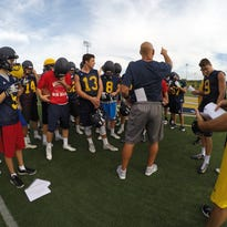 Poll: Section V high school football coaches rate top 10 teams