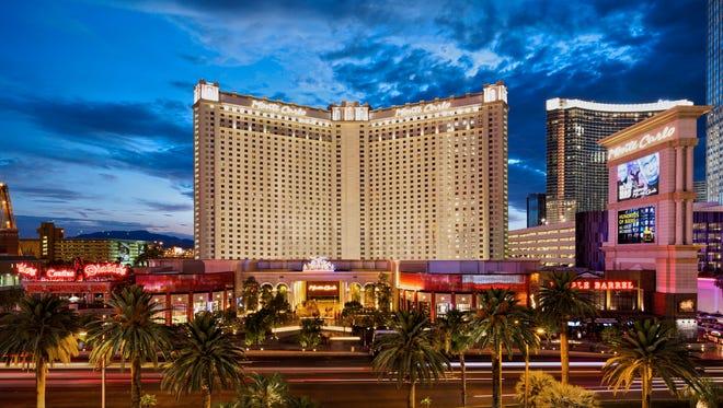 Monte Carlo Las Vegas Resort and Spa.
