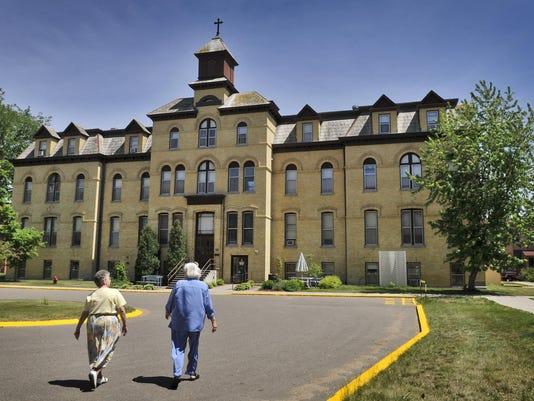 Nuns may share campus, history