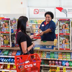 CVS stopped tobacco sales at all of its drugstores a year ago.