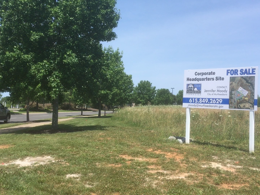 Headquarter land for sale in Murfreesboro