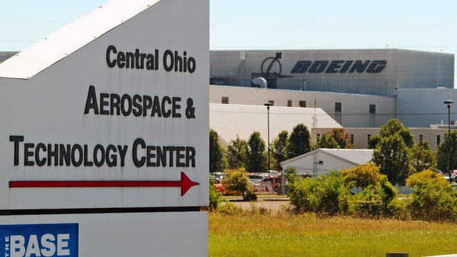 The Central Ohio Aerospace and Technology Center campus, managed by the Heath-Newark-Licking County Port Authority.