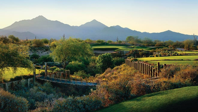 The NCAA Golf Championships for men and women will be held on the Grayhawk Raptor course in Scottsdale from 2020-22 with ASU as host.