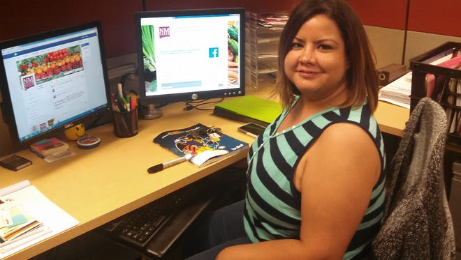 Jennifer Quintana, an NMSU media specialist, runs the Food Safety Blog, which averages over 1,000 hits per month. The blog posts information on food recalls affecting New Mexico and the Four Corners region.