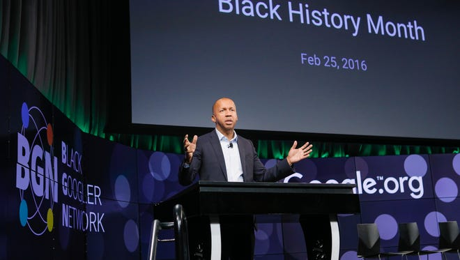 Equal Rights Initiative founder Bryan Stevenson