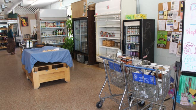 Bread and Roses Food Co-Op in the All Saints District.