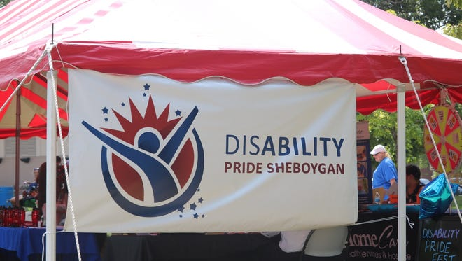 Disability Pride Fest will be held from 10 a.m. to 3 p.m. on Wednesday, Aug.8,at Fountain Park in downtown Sheboygan.