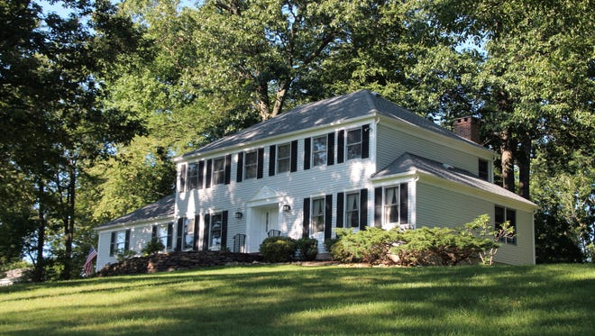 This Raritan Township Colonial has four bedrooms and updates throughout.