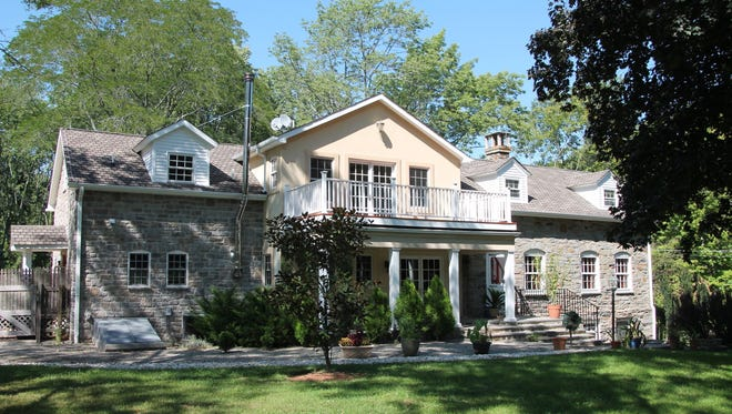 Originally built in 1780, this home has 21st Century updates, including a two-story addition built in 2009.