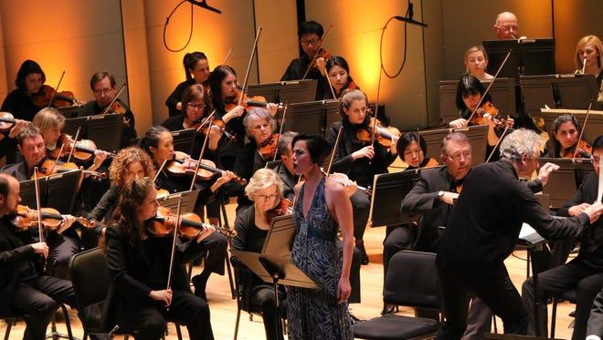 "Mezzo-soprano Kelley O'Connor performs Mahler's ""Das Lied von der Erde: with the CSO."