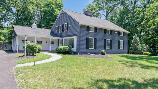 This spacious five-bedroom home in the Sleepy Hollow section of Plainfield will be open from1 to 4 p.m.  It's offered at $649,000.