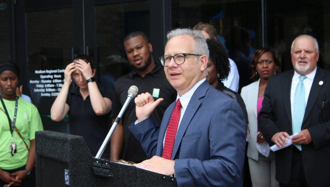 Nashville Mayor David Briley has voiced opposition to hiking property taxes in order to close gaps in the city budget.