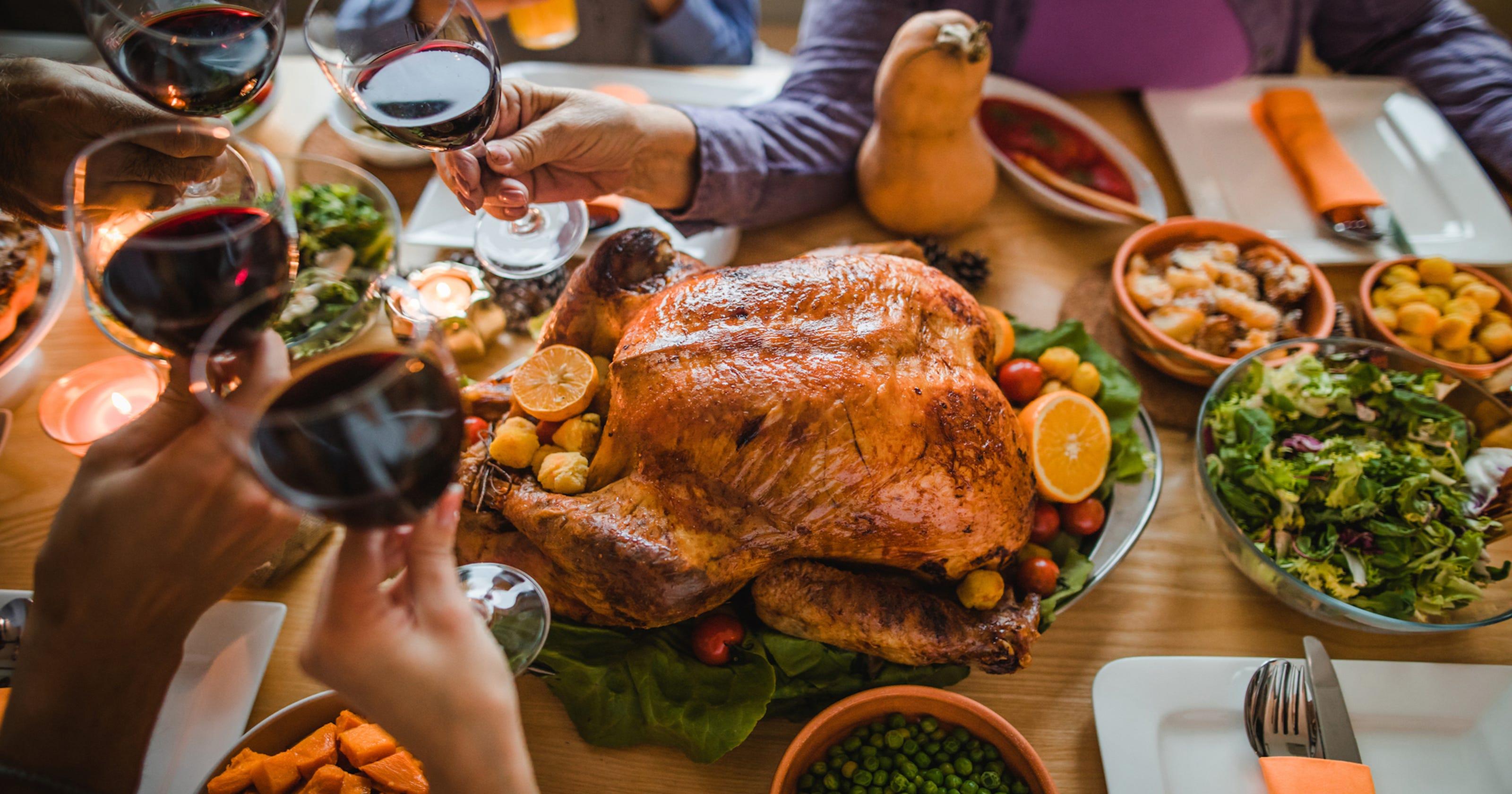 Thanksgiving, Christmas dinner recipes from Shreveport, Bossier chefs