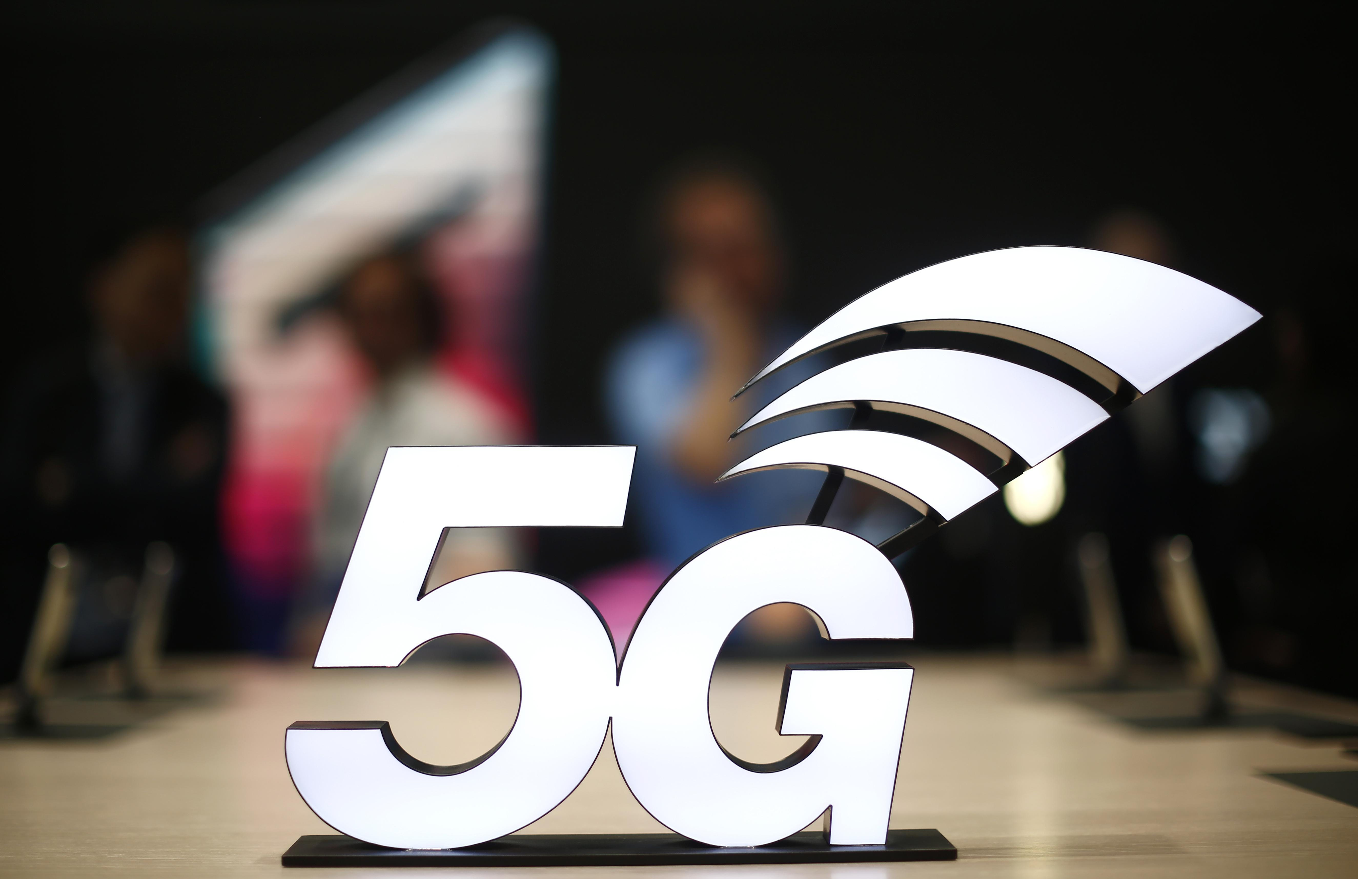 who is leading the 5g race