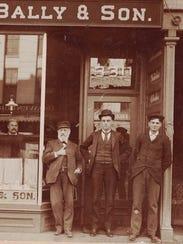 Henry Deister and Sherman Butler worked for John Bally