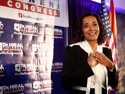 AP APTOPIX HOUSE ARIZONA ELECTION A ELN USA AZ