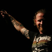 Stone Sour delivers a hometown treat with sold out show