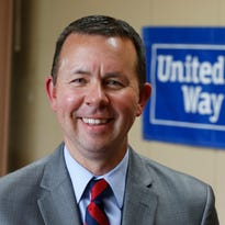 United Way director's resignation effective immediately, board says