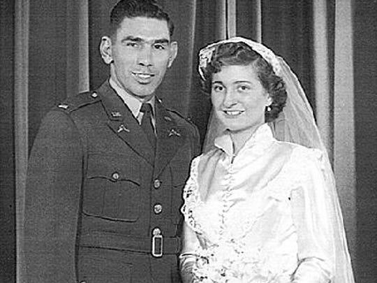 Michael A. & Vivian M. Fucci anniversary