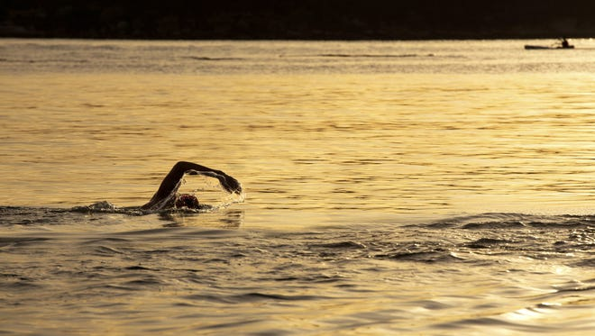 There is no ground impact when you swim, so joints are protected from stress and pain.