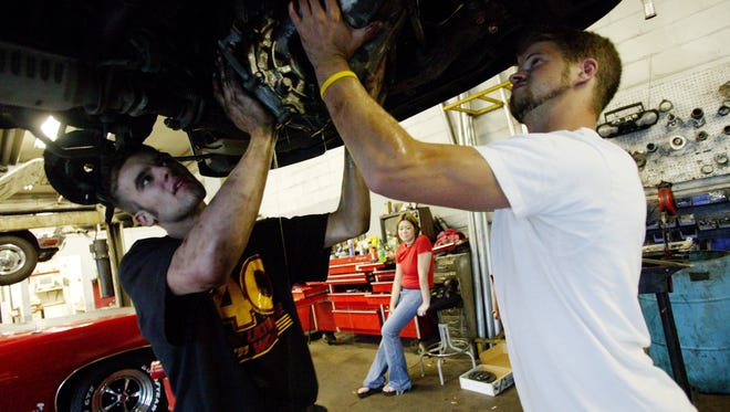 Michigan is the fourth-cheapest state for car repairs, according to CarMD.