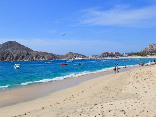 Cabo San Lucas, Mexico: At the southern tip of Mexico's