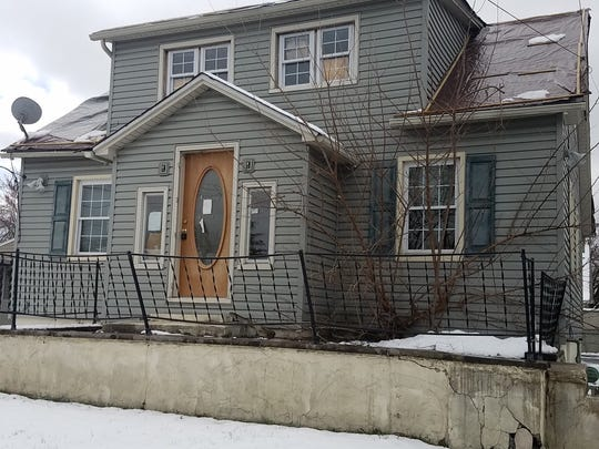 It takes New Jersey banks more than three years to foreclosure on a property, like this house in Manville that recently went through a sheriff's sale.
