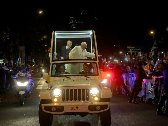 El Papa Francisco dijo no saber aún si se encontrará