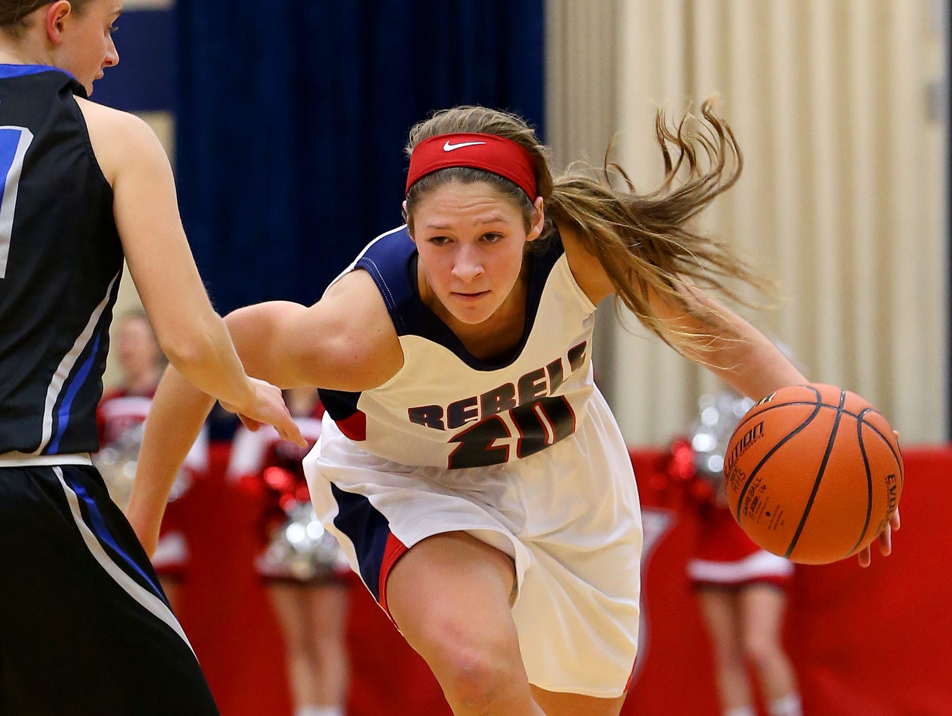 Roncalli's Lindsey Corsaro is one of four finalists for IndyStar Miss Basketball.