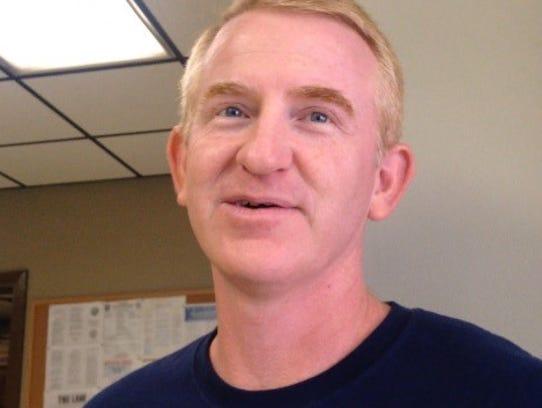 Fire Capt. James Schaffer