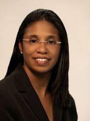 Shawnta Friday-Stroud, interim VP for university advancement