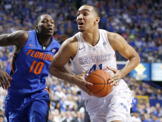 Kentucky Basketball What The Florida Win Means To The: Kentucky Wildcats 31-0 After Downing Florida