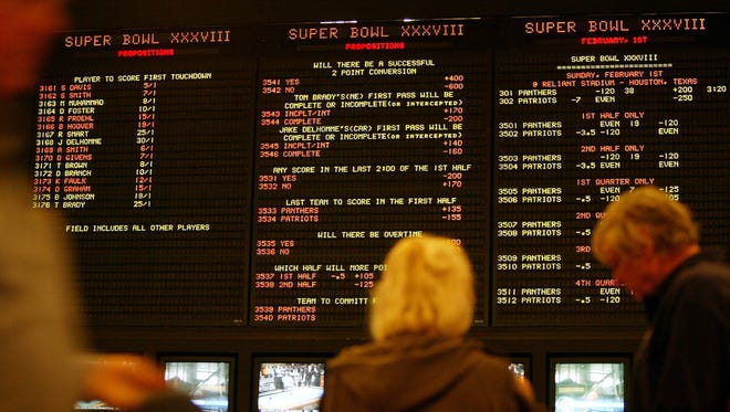 Monmouth Park is expecting a favorable ruling from the Supreme Court to bring sports betting to the track. But if not, it has a backup plan.
