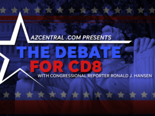 8th congressional district debate