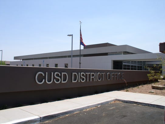 Santan Junior High School is in the Chandler Unified School District.
