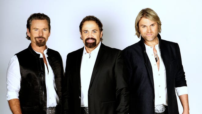 The Texas Tenors of America's Got Talent fame will perform with the Sheboygan Symphony Orchestra on July 7.