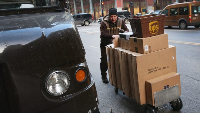 UPS has been increasing its capacity nationwide this year with 15 new or expanded hubs available for its peak shipping season to process 164,000 additional pieces per hour.