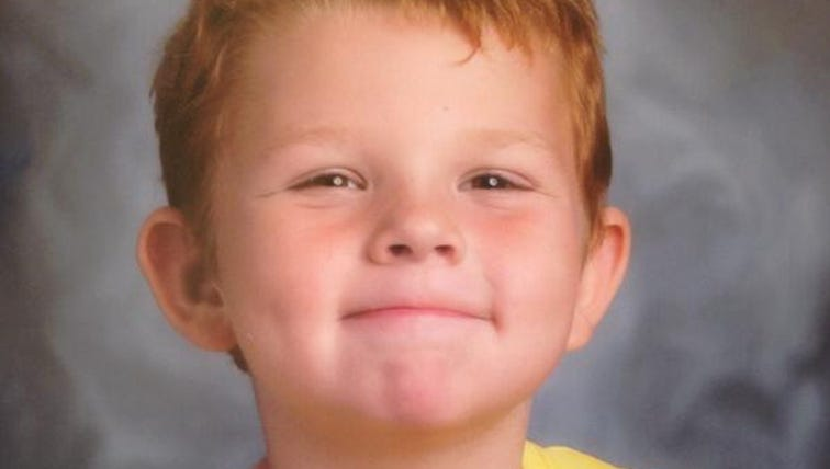 Police have expanded their search area for Noah Terry
