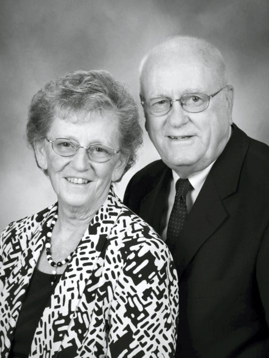Gerald and Nancy Brinser   Submitted