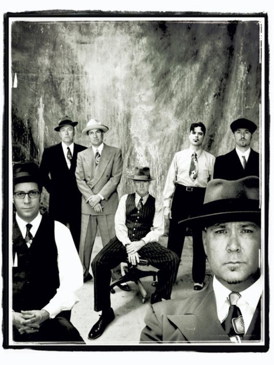 Band Big Bad Voodoo   Submitted