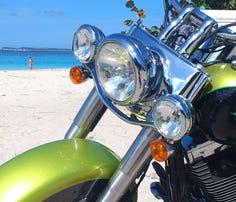 Hog Heaven: Motorcycle tours in the Caribbean