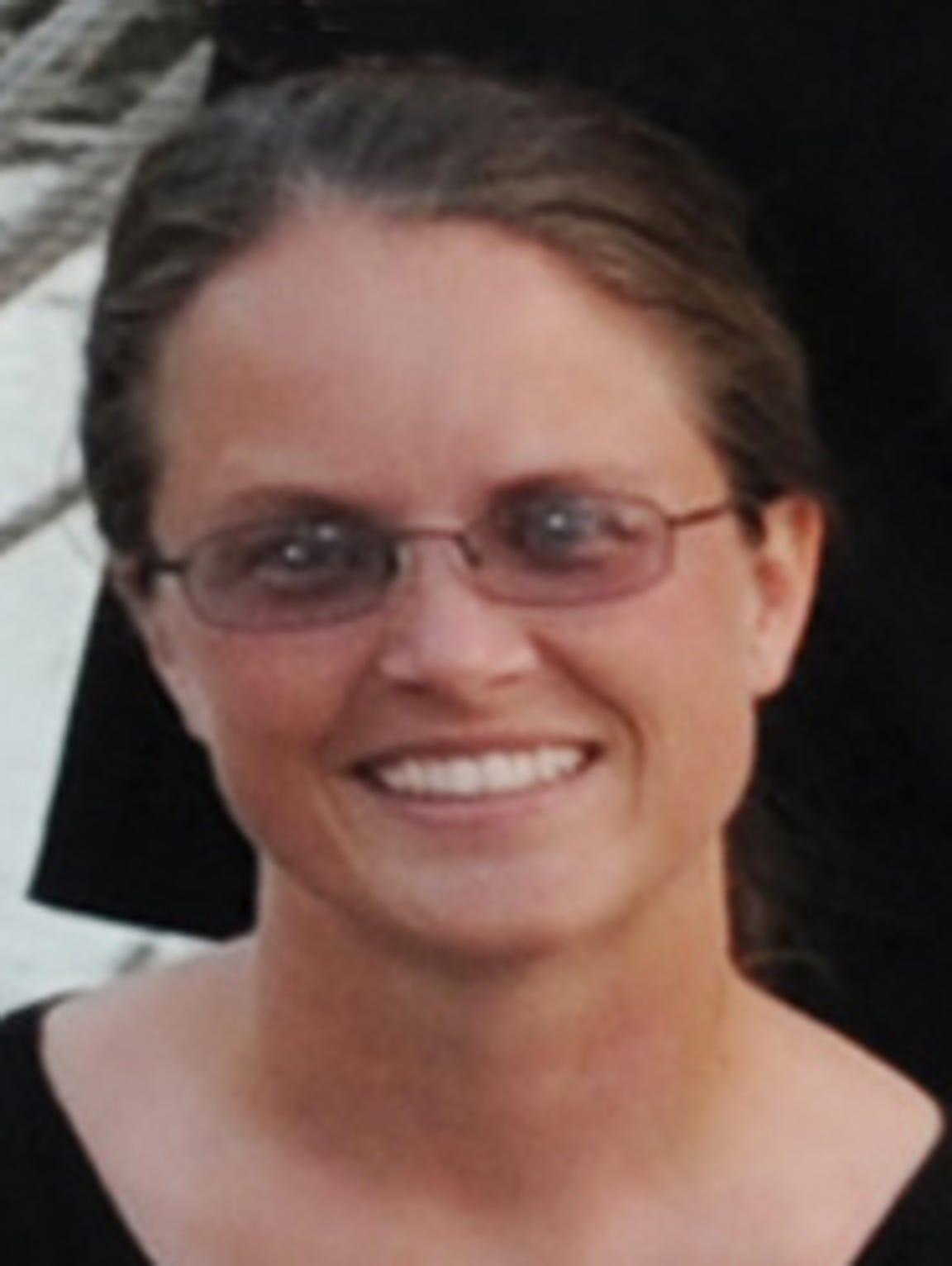 Sarah Gleason of the first-ever all female skipjack