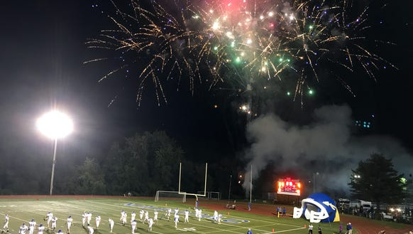 Mahopac High School will host all five of Section 1's football championship games Nov. 3-4, 2017.