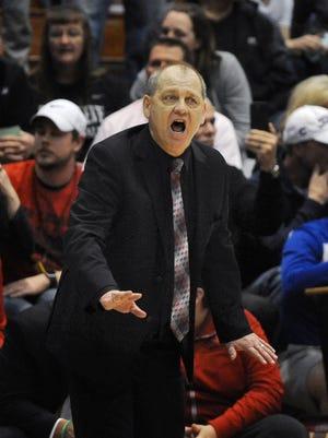 New Albany head coach Jim Shannon will coach the Indiana boys all-star team.