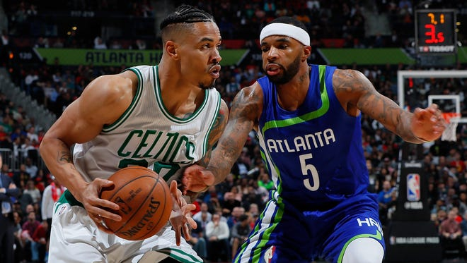 According to a report, Gerald Green (left) has signed with the Milwaukee Bucks.