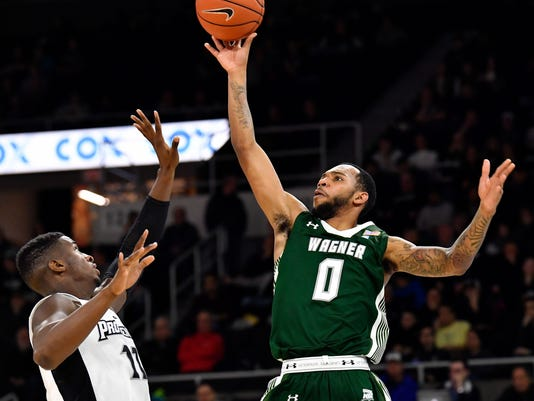 NCAA Basketball: Wagner at Providence