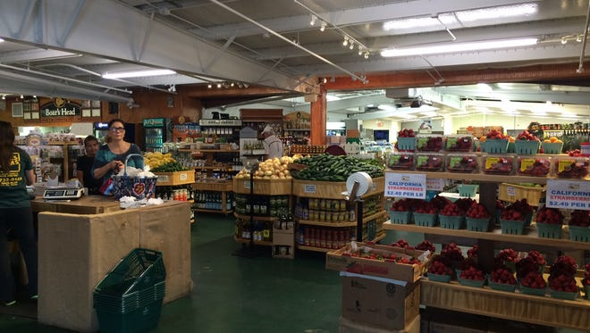 Oakes Farms Market  in east Naples is a family-owned grocery store.