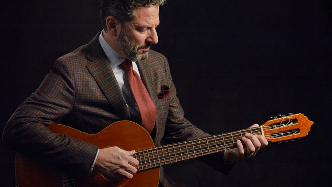 John Pizzarelli will perform at HACPAC on Oct. 5